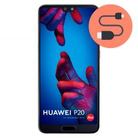 Réparation Connecteur de charge Huawei P20