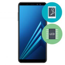 Réparation Ecran Samsung Galaxy A8 2018