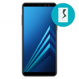 Samsung A8 2018 Back Glass Repair