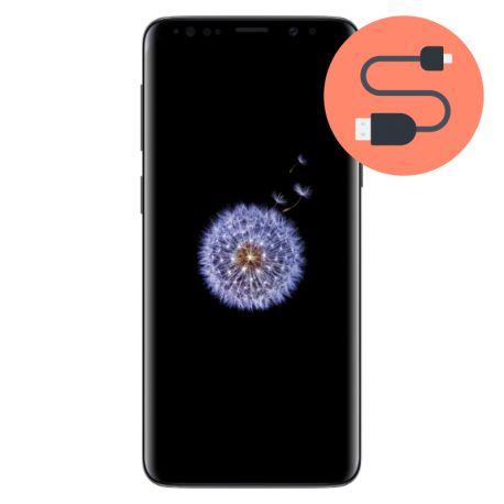 Réparation Connecteur de charge Samsung S9 Plus