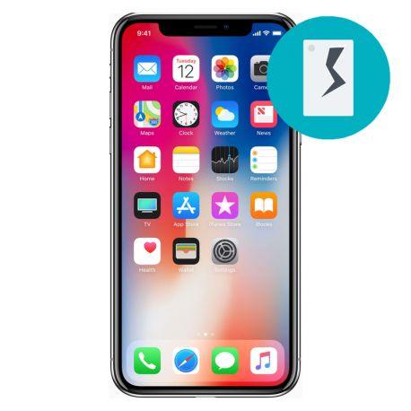 Réparation Vitre Arrière iPhone X