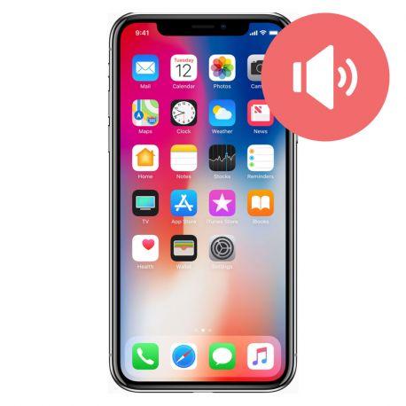 Réparation Ecouteur iPhone X