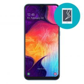 Réparation Vitre Seule Samsung A50