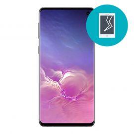 Réparation Vitre Seule Samsung S10