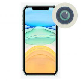 Réparation Lentille Caméra iPhone 11