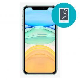 Réparation Vitre Seule iPhone 11